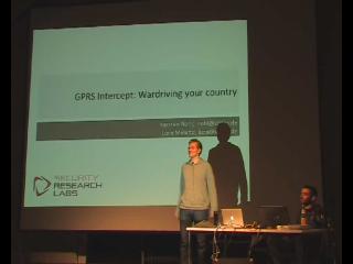 Karsten Nohl - Gprs Intercept