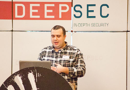 Bogdan Alecu @ DeepSec 2011