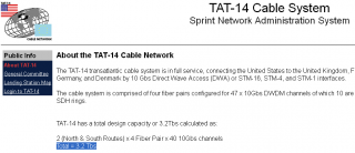 Cable TAT-14